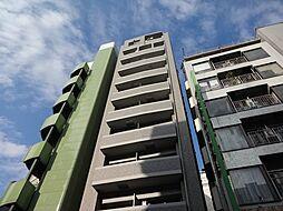 らく万築地ビル[5階]の外観
