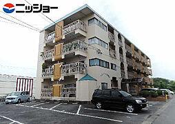 グリーンマンション[4階]の外観