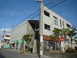 ライブコートMOZU[2階]の外観