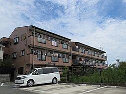 サンシャイン富士[3階]の外観