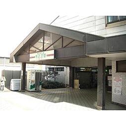 馬込沢駅です。