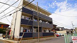 千葉県市原市惣社1丁目の賃貸アパートの外観