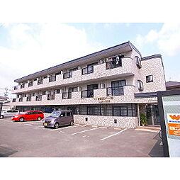 福岡県久留米市東合川町の賃貸マンションの外観
