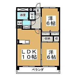 FormII[2階]の間取り