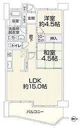 グリーンコーポ北戸田 708 フ・ル・リ・フォ・−ム・済
