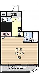 アネシス小島[305号室号室]の間取り
