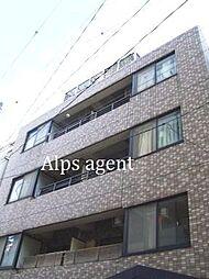 神奈川県横浜市中区麦田町2丁目の賃貸マンションの外観