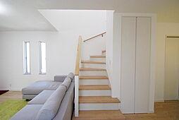 施工例:階段下...