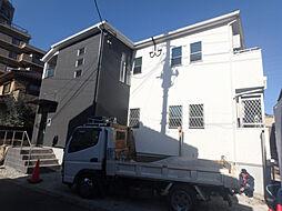 千葉県習志野市本大久保2丁目の賃貸アパートの外観
