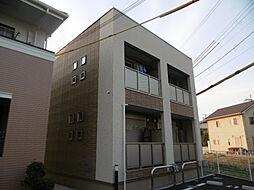 リバーサイドヴィレッジII[2階]の外観
