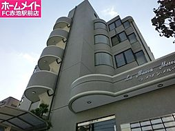 愛知県名古屋市天白区平針3丁目の賃貸マンションの外観