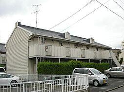 サンハイツ前田[1階]の外観