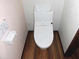 トイレは大小分...