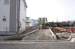敷地を撮影。
