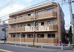 愛知県名古屋市中村区千成通3丁目の賃貸マンションの外観