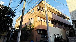 東京都武蔵野市吉祥寺本町3丁目の賃貸マンションの外観