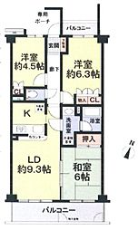 八功ハイツ市川大野弐番館