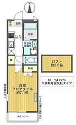 NEKO BUS[2階]の間取り