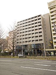 京都府京都市上京区南舟橋町の賃貸マンションの外観
