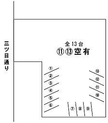 菊川駅 0.8万円