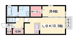 はりま勝原駅 5.9万円