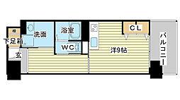 エイジングコート姫路[9階]の間取り