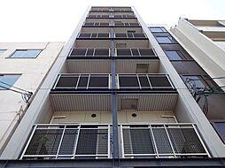 アパートメント谷町[N7号室]の外観