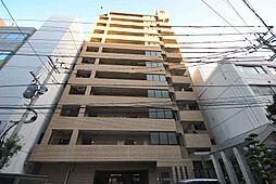 コートハウス槇[8階]の外観