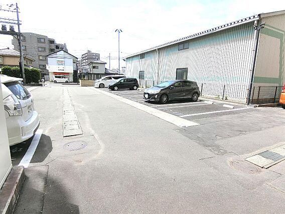 駐車場の空き状...