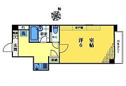 La Cle 〜ラ・クレ〜[3階]の間取り