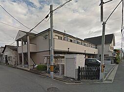 大阪府八尾市弓削町南2丁目の賃貸アパートの外観