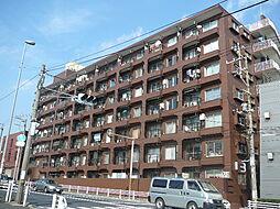 サニー松戸[6階]の外観