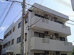兵庫県神戸市須磨区戸政町3丁目の賃貸マンションの外観