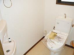 新品のトイレ