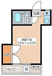 代田ハウス[2階]の間取り