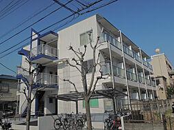 青山マンション[309号室]の外観