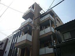 シャトー栗原[4階]の外観