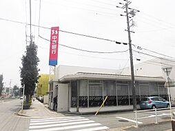 中京銀行楠支店...