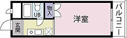 コンドミニアム小田急相模原[0103号室]の間取り