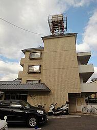 グランハイツ西ノ京[406号室]の外観