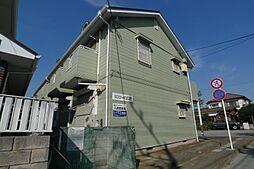 千葉県習志野市鷺沼1丁目の賃貸アパートの外観