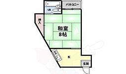 長居駅 1.7万円