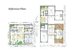 建物参考プラン/ワンズライフホーム設計
