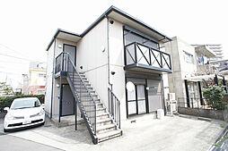 ドリームカーサ[1階]の外観