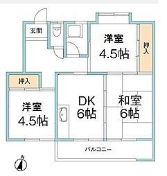 修大協創中高前駅 3.8万円