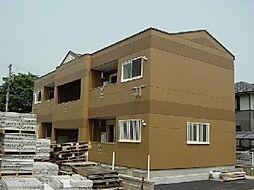 愛知県一宮市浅野字大西東の賃貸アパートの外観