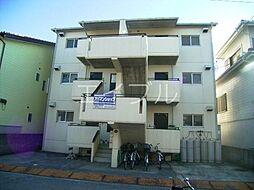 澤田マンション[1階]の外観
