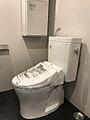 温水洗浄暖房便...
