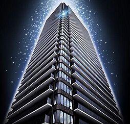 ブランズタワー・ウェリス心斎橋SOUTH[16階]の外観