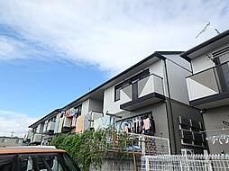 ビュークレスト[1階]の外観